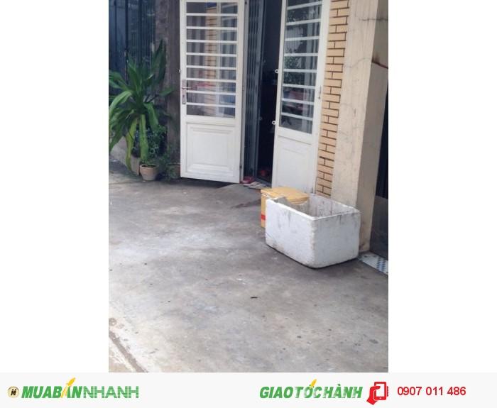 Bán nhà đường Lê Đình Thám, Tân Phú, hẻm 4m giá 1.37tỷ
