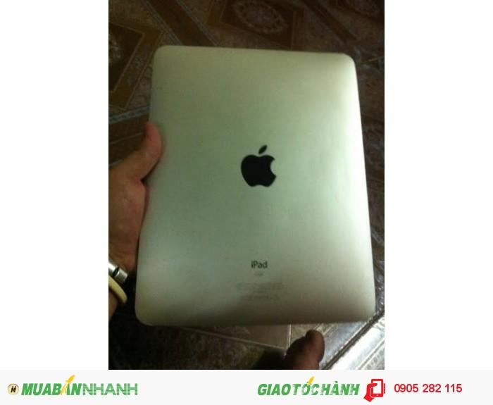 Ipad 1 64Gb Nguyên Zin (tin còn máy còn)