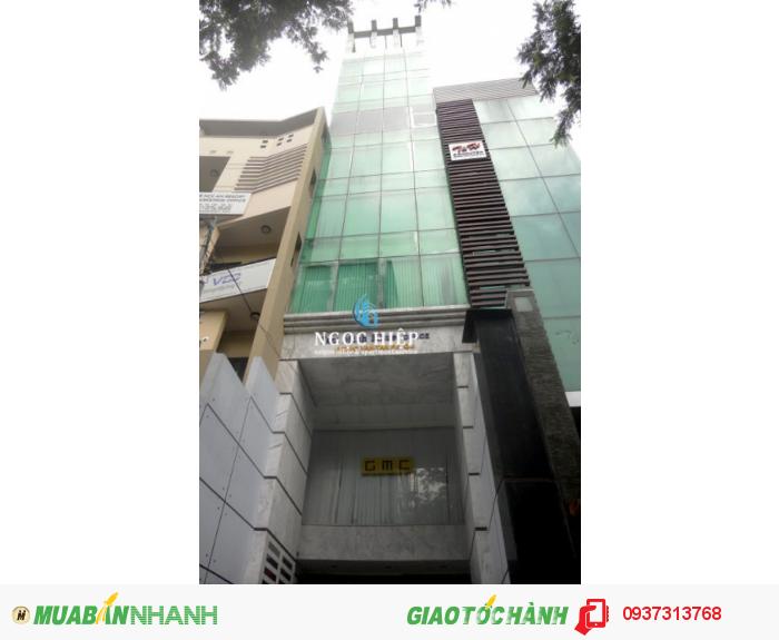 Cho Thuê Văn Phòng Quận 3, Đường Võ Văn Tần, diện tích 25m2 (500$), 35m2 (700$)