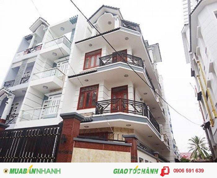 Bán nhà 2 mặt đường 6m LẠC LONG QUÂN, P.8 , Q.Tân Bình, DT 105m2. 6,9 tỷ.