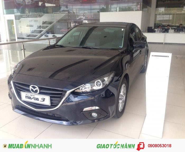Mazda Biên Hòa, ưu đãi cực lớn M3 Hỗ trợ vay ngân hàng lên đến 85% giá trị xe.