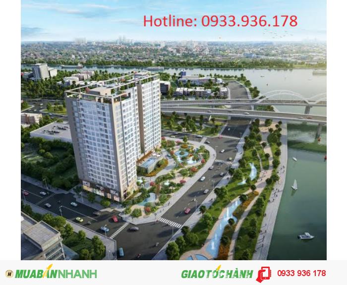 Mở bán căn hộ ngay trung tâm quận 4, LK PĐB Nguyễn Huệ