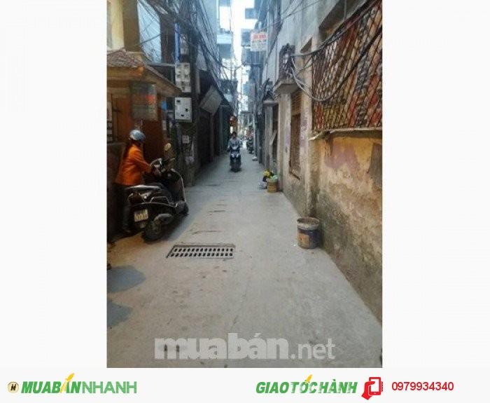 Bán gấp nhà Khương Trung, Thanh Xuân  x 110m2, 50,9tr/m2 có TL.