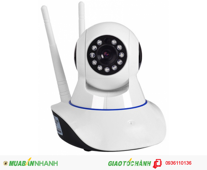 TISATEL TS-W 2.0: Giá cạnh tranh : 1.500.000Đ Đặc tính-Mô tả -Cảm biến hình ảnh HD CMOS 1.0 MP ( 02 ăng ten ) -Độ phân giải 720P -Tốc độ video VGA @ 25 ~ 30 /FPS -Hệ thống tín hiệu PAL / NTSC -Đèn Led 11 đèn led hồng ngoại -Phát hiện chuyển động Có -Hỗ trợ lưu trữ 1 x Micro SD. Max 32Gb -Báo động Còi, qua email, Phone -Điều kiện làm việc Trong nhà.