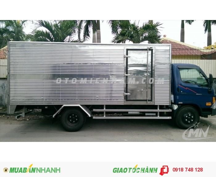 Xe Tải Hyundai 2.5 Tấn Thùng Kín Hd65 1