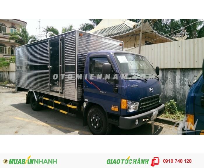 Xe Tải Hyundai 2.5 Tấn Thùng Kín Hd65 3