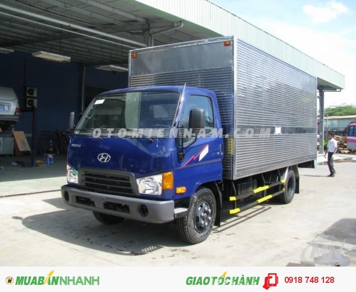 Xe Tải Hyundai 2.5 Tấn Thùng Kín Hd65 4