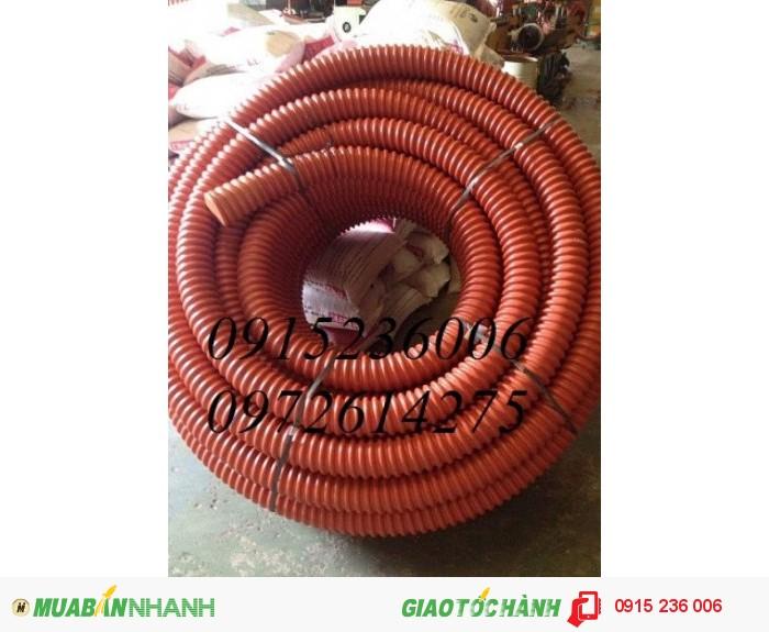 Phân phối ống nhựa gân xoắn hdpe0