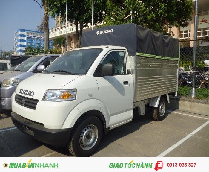Bán Xe tải Suzuki Carry pro thùng suzuki giao ngay