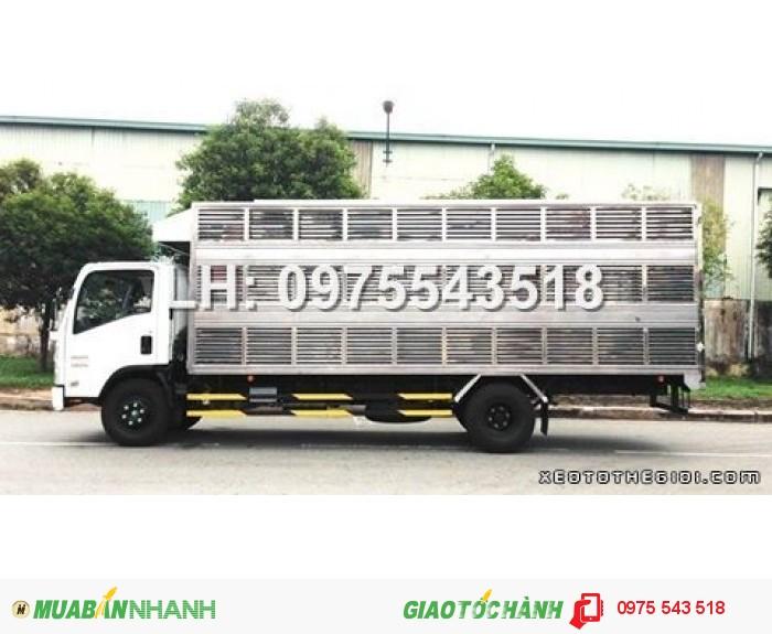 Xe tải Isuzu NQR75L 5.5 tấn