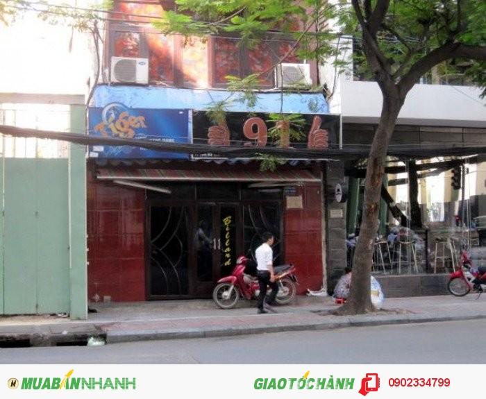 Nhà đẹp cho thuê 74 Hai Bà Trưng Q1 (sau lưng nhà hát Thành Phố)