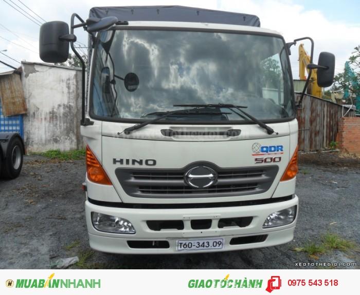 Xe tải Hino FC9JLSW 6T4 thùng dài 6.7m 0