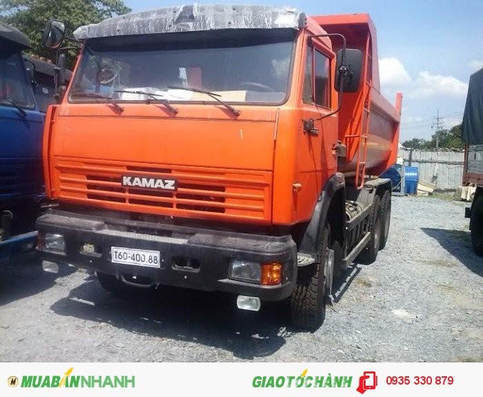 Xe tải ben Kamaz 65115- 15 tấn, Kamaz 65115 -15 tấn thùng vuông, Kamaz 15 tấn, Kamaz 20 tấn