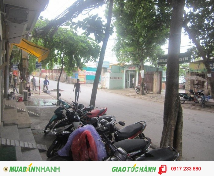 Mặt phố Kim Mã,Ba Đình 13.6 tỷ 39m2,kinh doanh,vỉ hè