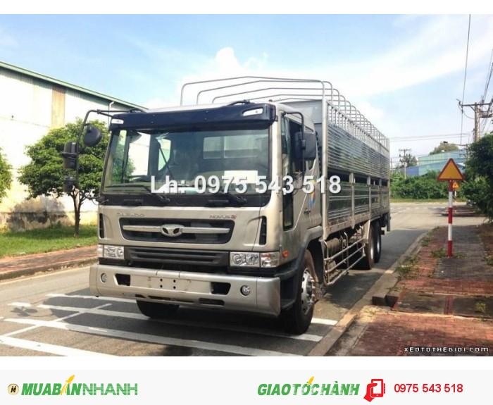 Xe tải Daewoo Chở Gia Súc 12 tấn