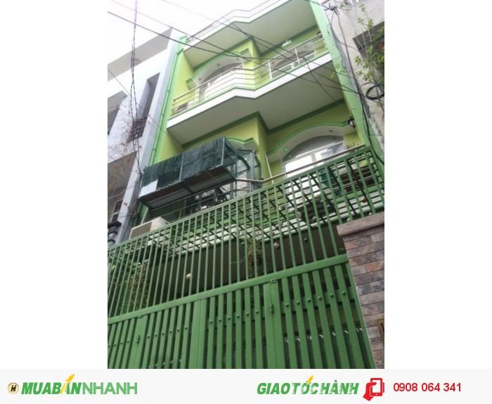 Bán nhà hẻm xe hơi Phạm Văn Hai, P.3, Tân Bình