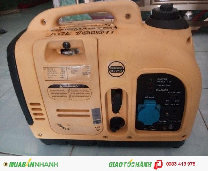 Máy phát điện xách tay (giá thanh lý)1