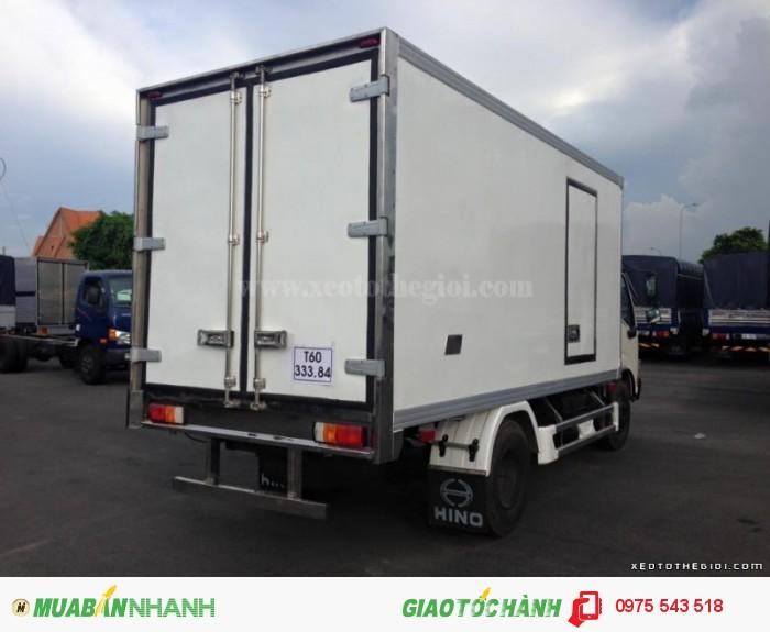 Xe tải Hino WU342L thùng đông lạnh 1