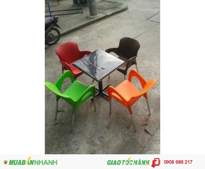 Bàn ghế ca2fe giá rẻ