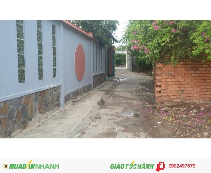 Lô góc 2 mặt tiền KDC Lilama Trường Thọ ngay ngã tư Bình Thái