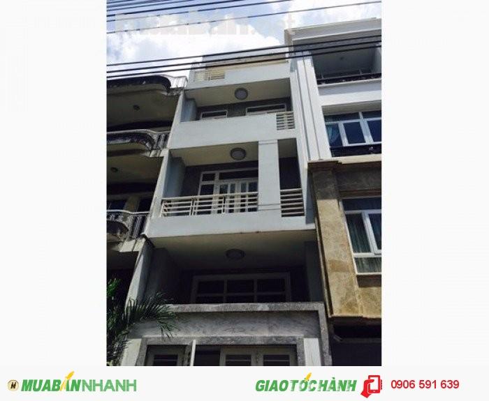 Nhà bán MTNB  đường Trần Văn Hoàng ,P9,QTB 4.mx16 giá 4.65 tỷ TL