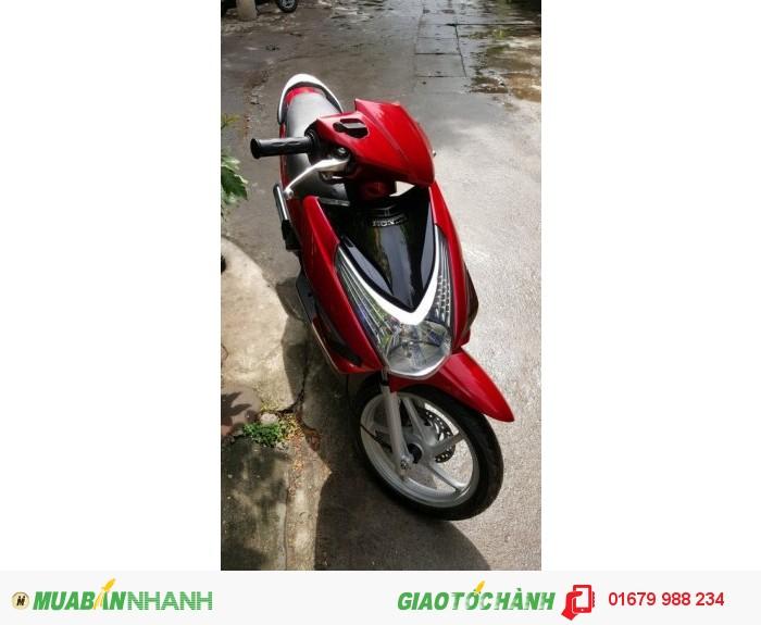 Honda Click đk 2009 màu đỏ