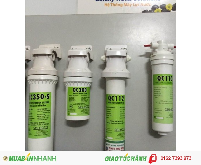 Hệ thống lọc nước Selecto rẻ nhất Tp.HCM