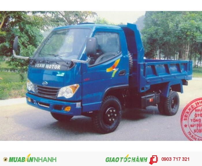 Gía bán xe ben Veam VB125, ben Veam 1.25 tấn (Veam VB125) giá Hot nhất