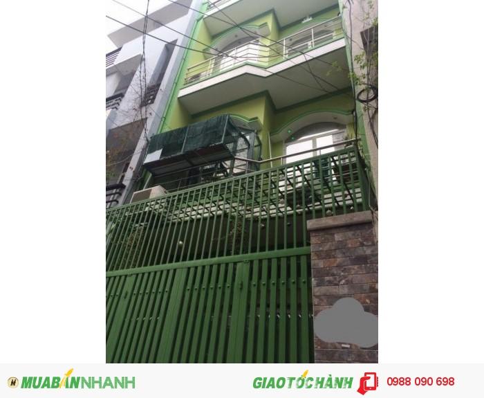 Bán gấp nhà HXH Trường Sa, P.3, Tân Bình 4.6x11m