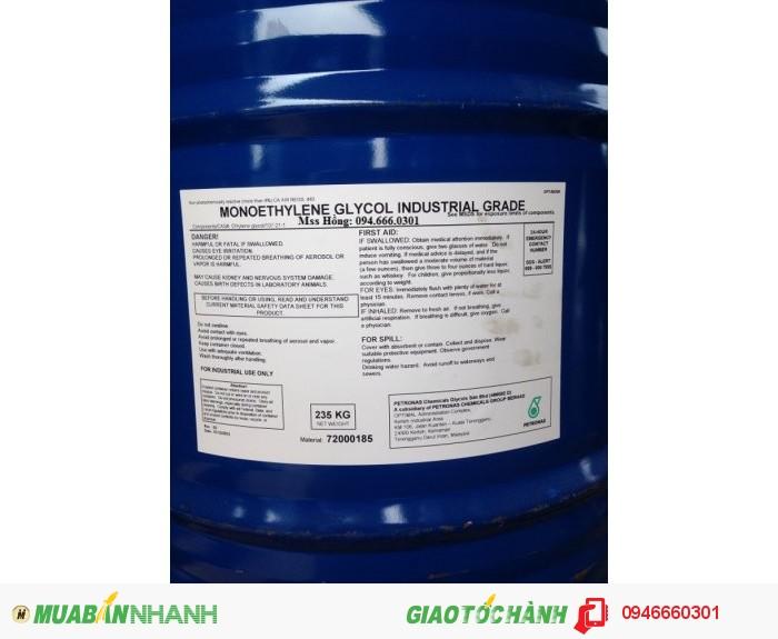 MonoEthylene Glycol, MEG Công thức: C2H6O20