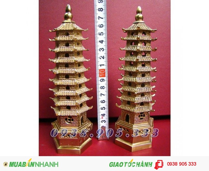 Ngoài ra chùa tháp còn có khả năng ngăn ngừa hung khí, tà ma bởi và được sử dụng trong việc loại trừ ma quỉ