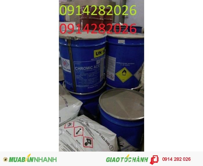 Bán Axit-Cromic-CrO3-(Acid-Chromic) Giá Cạnh Tranh nhất2