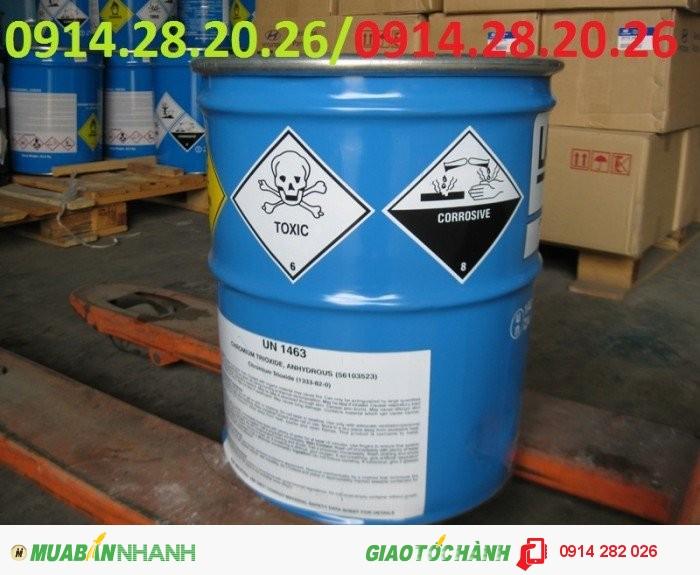 Bán Axit-Cromic-CrO3-(Acid-Chromic) Giá Cạnh Tranh nhất4