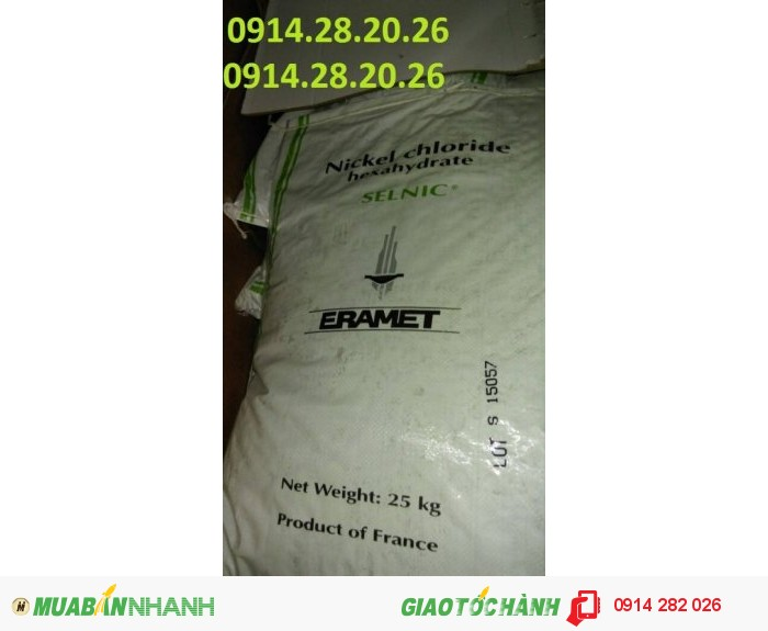 Bán NiCl2-nickel-chloride-Niken-Clorua3