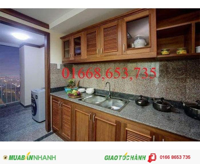 Cho thuê căn hộ Hoàng Anh An Tiến 3PN, 3 máy lạnh, rèm cửa giá tốt( 9 triệu)