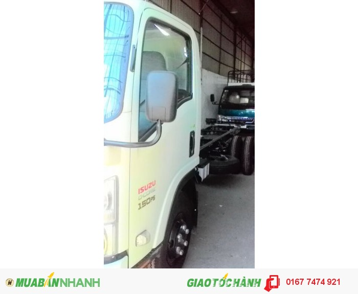 Isuzu NQR sản xuất năm 2016 Số tay (số sàn) Dầu diesel