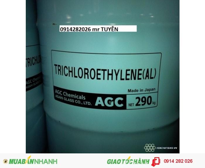 Bán Trichloroethylene - TCE giá tốt nhất Hà Nội2