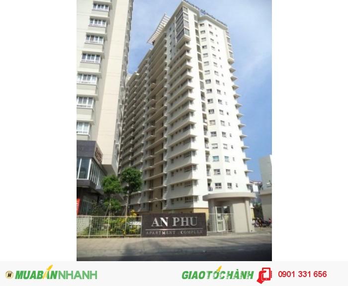 Bán căn hộ An Phú Quận 6, 81.1m2, giá 1,962 tỷ