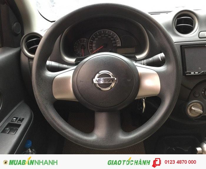 Xe Nissan Micra 2011