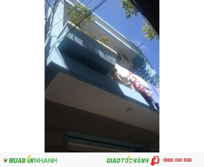 Bán nhà mặt tiền Đặng Lộ, Phường 7,Tân Bình.Diện tích 5x25m