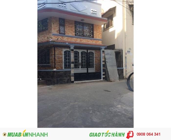 Bán nhà hẻm xe hơi Ba Vân, P.13, Tân Bình.