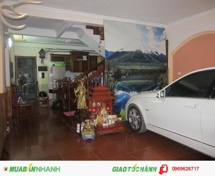 Bán gấp nhà phố Vương Thừa Vũ ô tô kinh doanh hot 55m2 3T 7m mt 6,3t TL