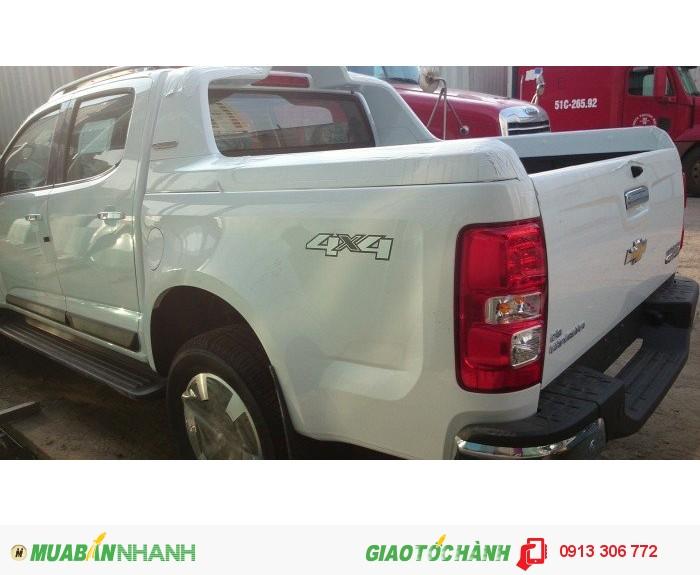 Chevrolet Colorado Hight Country 2.8 số tự động bản  full Opstion 2