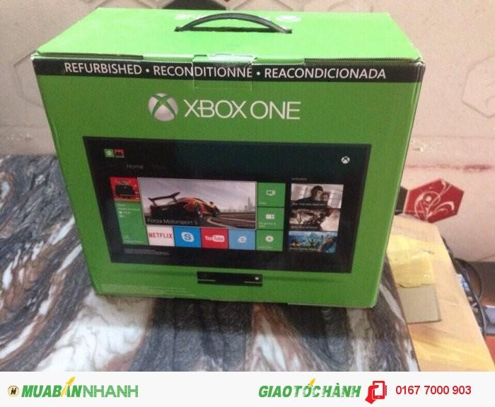 XBox One 500G kèm Kinect .. New XT USA