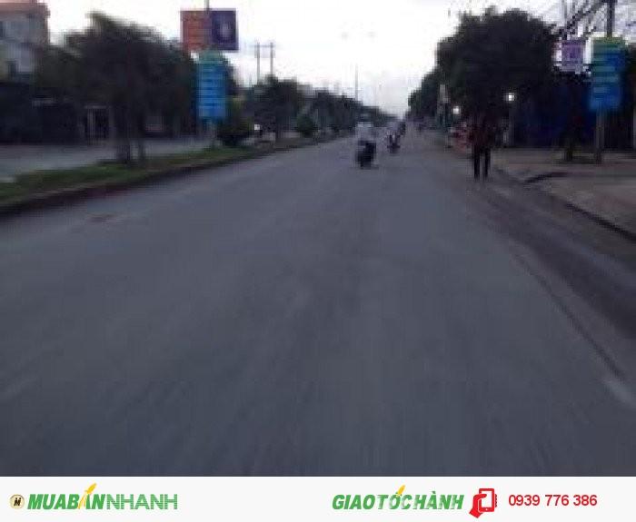 Bán  đất mặt tiền quốc lộ 1a đại học võ trường toản, huyện phụng hiệp_hậu giang