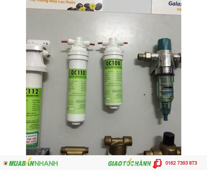Hệ thống lọc nước nano và selecto sỉ và lẻ tp.hcm