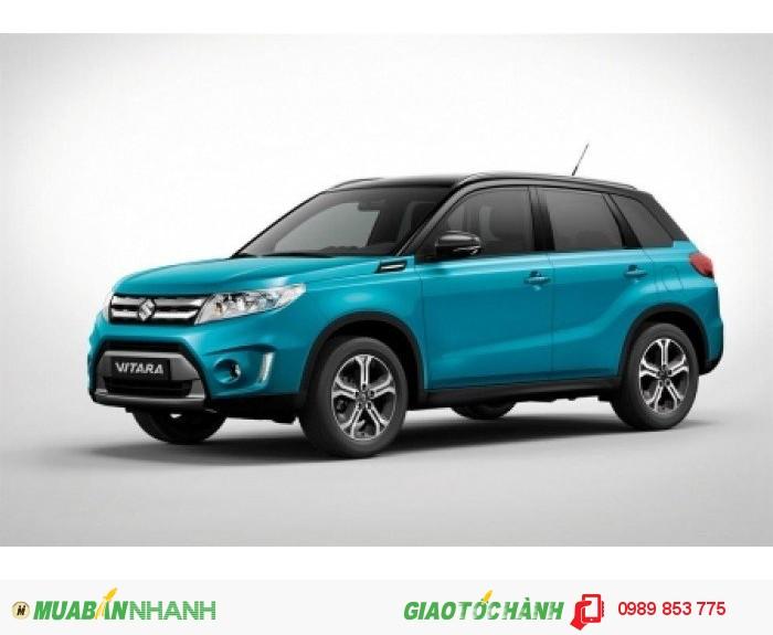 Cần bán Suzuki Vitara 2016, giá Suzuki Vitara 2016