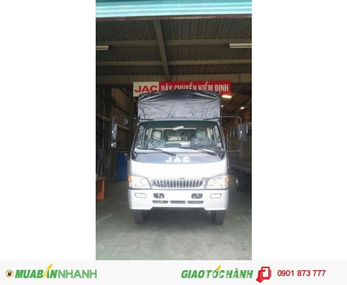 JAC Số tay (số sàn) Xe tải động cơ Dầu diesel