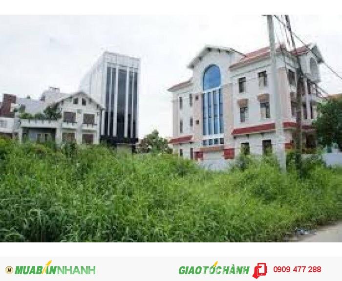 Bán đất tại đường Kiều Đàm, P. Tân Hưng, Q7. vị trí view đẹp