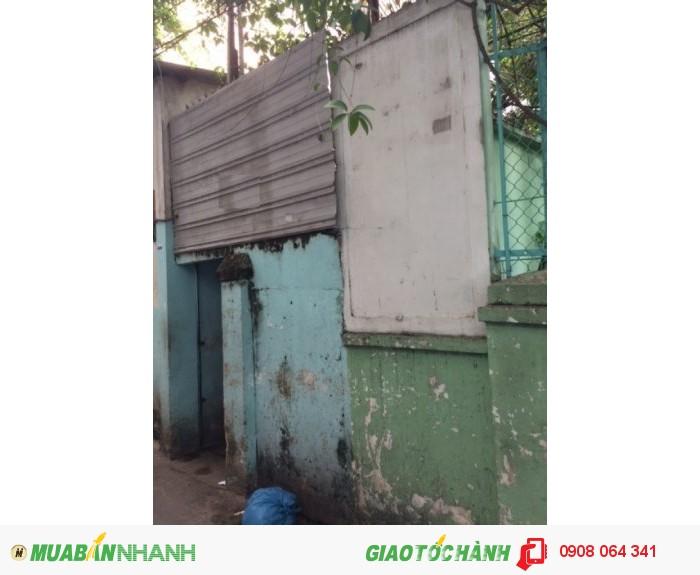 Bán Nhà Nát Hẻm 3M Nguyễn Thanh Tuyền, P.2, Tân Bình